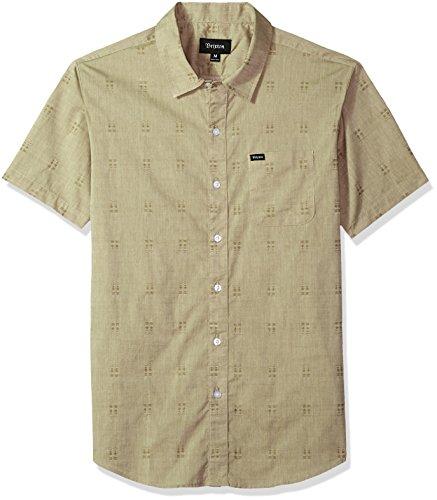 s Charter Wvn Brixton S Apparel Sage shirt T qfttaO