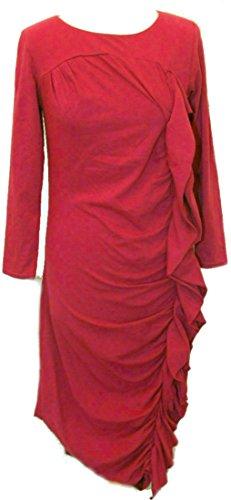People diseño de árbol de morado 3/4 con cierre de solapa y tamaño vestido de algodón 10 £65 de peluche con etiquetas para