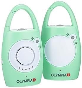 "Olympia 2132 Babyphone ""Canny"" con rendimiento hasta 700 m"