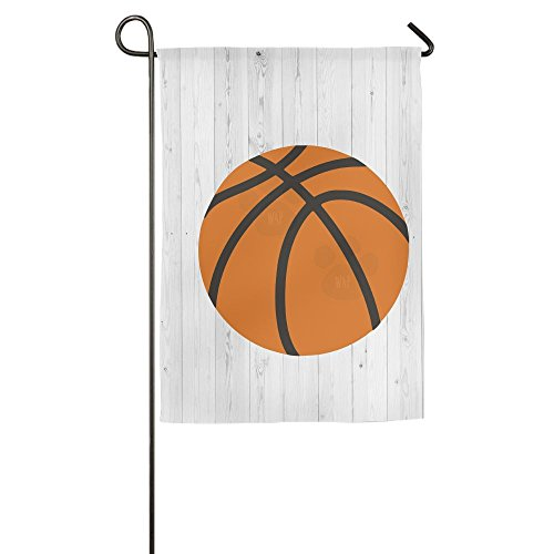 Wood Basketball Sports Clipart Home Garden Sign Decorated As