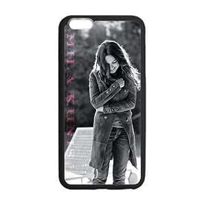 iPhone 6 Plus Case, [Mila Kunis] iPhone 6 Plus (5.5) Case Custom Durable Case Cover for iPhone6 TPU case(Laser Technology)