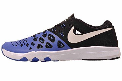 Nike Mens Treno Velocità 4 Amp, Gioco Reale / Bianco - Nero Gioco Reale / Al / Bianco-nero