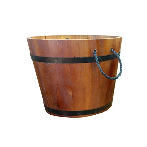 DEVBP303 Large Rope Handle Planter