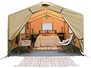 Ozark Trail 6-Person All-Season Outfitter Wall Tent