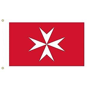 Gran bandera Malta § bandera al aire libre bandera bandera 3x 5ft Banner