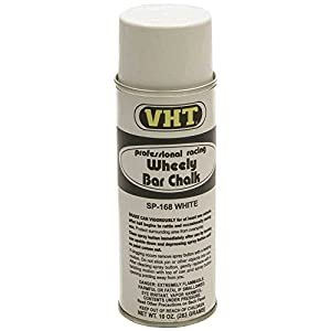 PJ1 SP-168 Wheely Bar Chalk, White (Aerosol), 11 oz