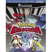 Nintendo Gamecube Pokemon Colosseum Official Player's Guide