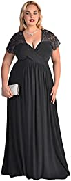 Amazon.com: Plus Size - Formal / Dresses: Clothing- Shoes &amp- Jewelry