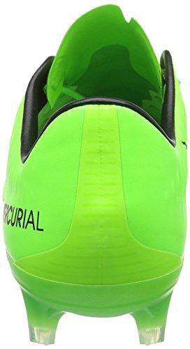 NIKE Männer Mercurial Vapor Xi FG Fußballschuh Elektrisches Grün