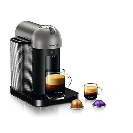 Amazon.com: gca1-us-ti-ne Nespresso VertuoLine café y café ...