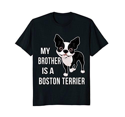 Boston Terrier, My brother is a Boston Terrier - - Boston Malls
