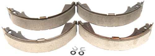 ACDelco 171-1019 GM Original Equipment Rear Drum Brake Shoe by ACDelco
