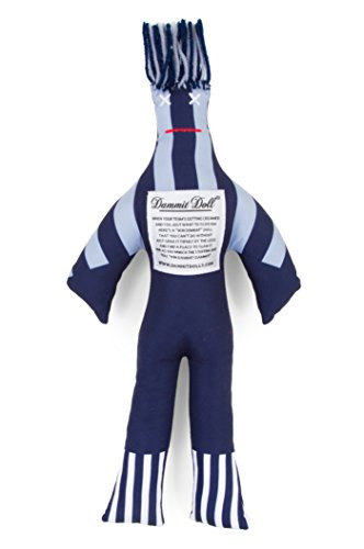 Dammit Doll Silver Stress Relief product image