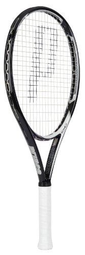 Prince 2011 EXO3 Silver 115 TCT Tennis Racquet [Unstrung] (4-3/8)
