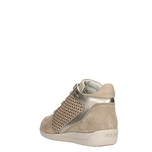 GEOX Sneakers Scarpa Sportiva Donna, Colore Beige n41