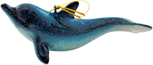 Westmon Works Bottlenose Dolphin Christmas Ornament Realistic Tree Decoration, 4 Inches Long