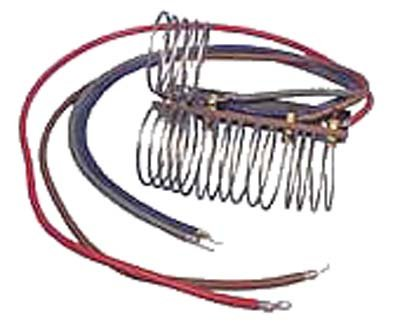 RESISTOR ASSY WITH WIRES