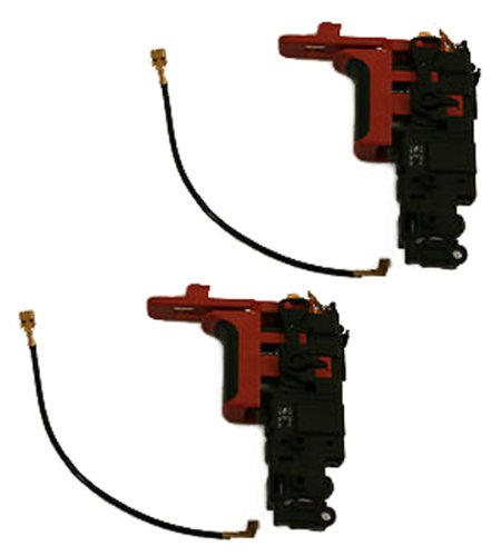Bosch 1199VSR/1199VSRK Drill On/Off Switch (2 Pk) # 2607200918-2pk