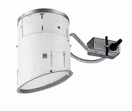 Standard Slope Trims (Juno Lighting TC926R 6-Inch Non-IC Rated Standard Slope Incandescent Remodel Housing)