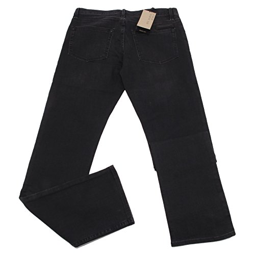 Black Denim 2103W Men Pantalone BRIT Burberry Nero uomo Jeans Trouser wd48YxqXx