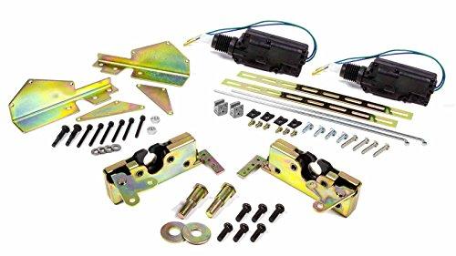 AutoLoc Power Accessories 9806 Large Power Bear Claw Door Latch ()