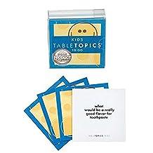 Tabletopics Table Topics Conversation Cards - Kids Topics To Go