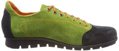 282073 Apfel 59 para de Menscha Kombi Mujer Verde Cordones Think Zapatos Derby f57qxwA
