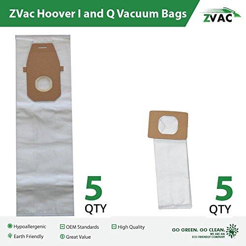 q hepa media vacuum bag - 6