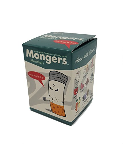 Kidrobot Series Mongers Kozik (Mongers Menthols Series - single blind box)