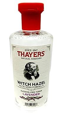 Thayer's Alchol Free Lavender Witch Hazel Toner, 12 oz