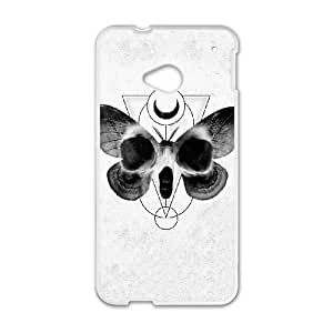 HTC One M7 Cell Phone Case White SOULTAKER C4D2CW