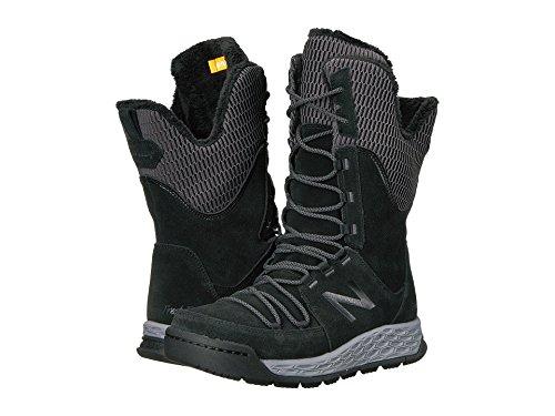 ピカリングに賛成やさしい(ニューバランス) New Balance レディースブーツ?靴 BW1100v1 Black/White 6.5 (23.5cm) D - Wide