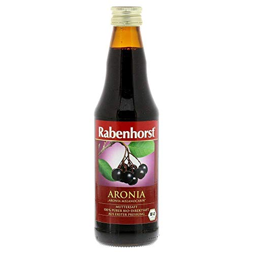Rabenhorst - Pure Juices - Aronia - 330ml -