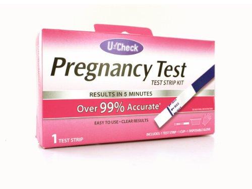 U-Check Pregnancy Test Strip Kit-Package Quantity,36