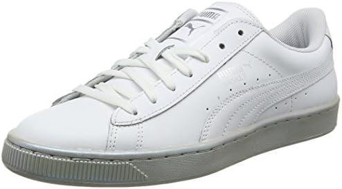 Puma Basket Classic Pearl, Sneakers Basses Mixte Adulte