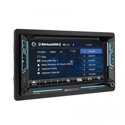 Soundstream VR-63XB 6.2