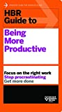 img - for HBR Guide to Being More Productive (HBR Guide Series) book / textbook / text book