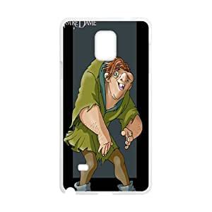 The hunchback of notre dame Case Cover For samsung galaxy Note4 Case