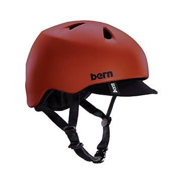 NINO bern Matte Navy (BE-VJBSNVV) バーン 子供用ヘルメット