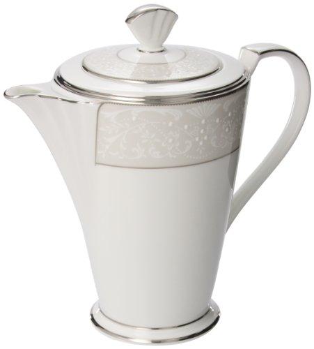 Noritake Silver Palace Coffee Server