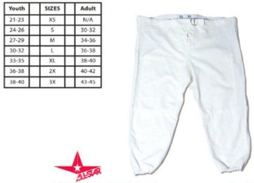 Practice Pants (Youth Medium (27-29)) ()