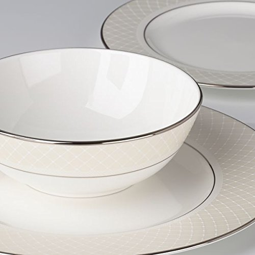 Lenox Venetian Lace 5 Piece Place Setting