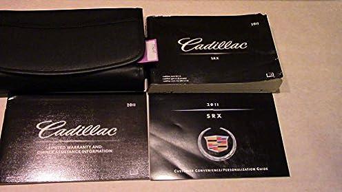 2011 cadillac srx owners manual cadillac amazon com books rh amazon com 2011 cadillac cts owners manual 2011 cadillac escalade owners manual