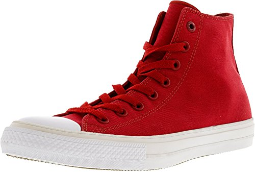 Converse Men's Ct Ii Hi Sneakers Red / White / Blue LFm0vK