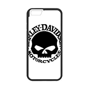 iPhone 6 Plus 5.5 Inch Cell Phone Case Black Harley Davidson xvgs