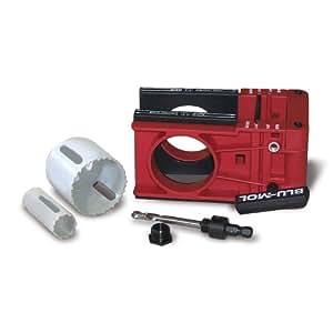 Disston E0101949 Blu-Mol Lock Installation Kits Professional Bi-Metal Lock Kit