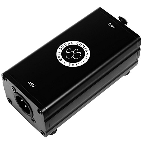 SS-1 Microphone Preamp