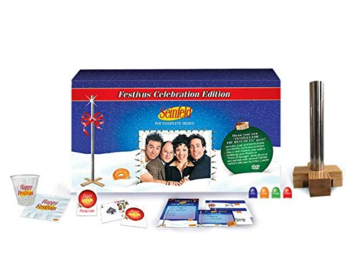 Seinfeld Complete Series: Limited Festivus Celebration Edition w/ Party Pack (Seinfeld Box Set Dvd)