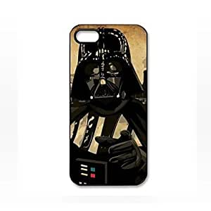 Darth Vader Pattern Plastic Hard Case for iPhone 5/5S