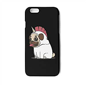 Amazon.com: YUEch iPhone 6 Case iPhone 6S Case unicorn pug
